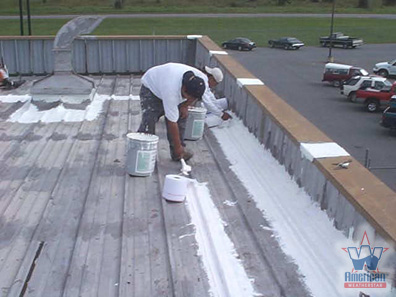 The Commercial Roof Coating Application Process Explained